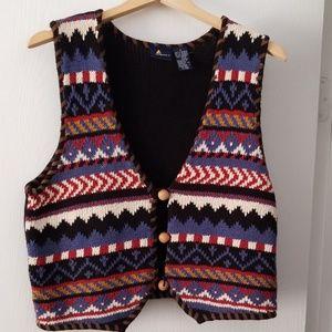 Lizsport knitted vest